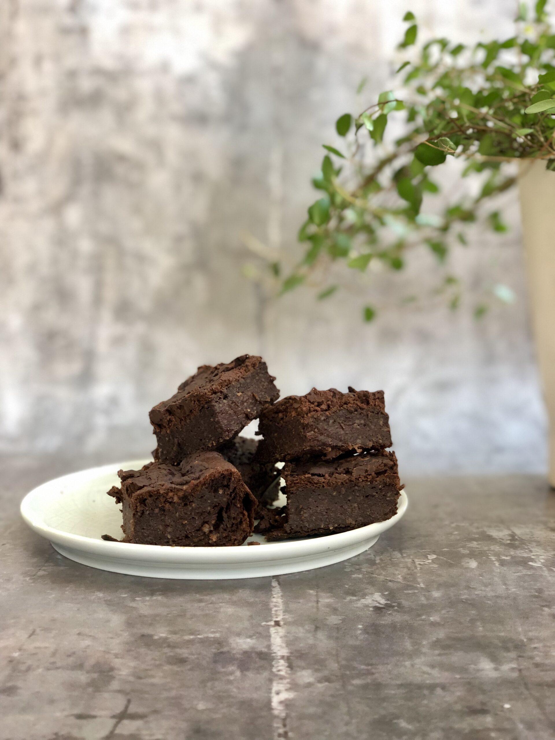 Den sunde chokoladekage